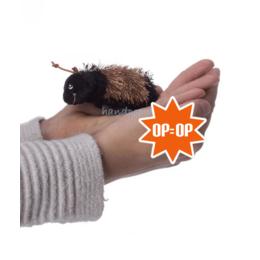 The Puppet Company rups bruin vingerpopje