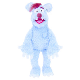 Living Puppets handpop Woozle Goozle