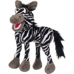 Living Puppets handpop Zoë zebra