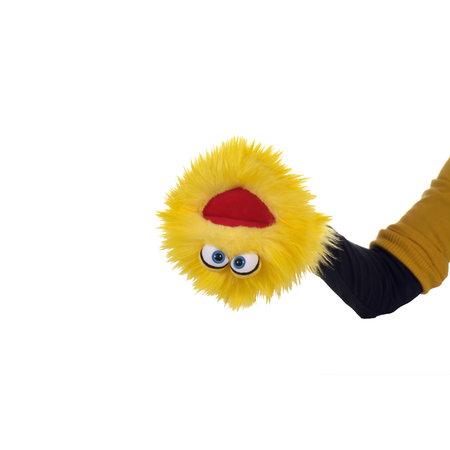 Living Puppets Kletskop Potatoes geel (Quatschköppe Quasselkasper)
