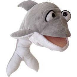 Living Puppets handpop dolfijn Alfons Walter