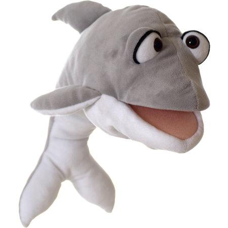 Living Puppets Alfons Walter de dolfijn