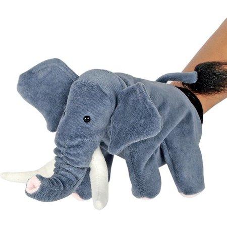 Beleduc Handpop handschoenpop olifant