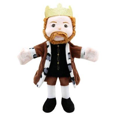The Puppet Company poppenkastpop koning
