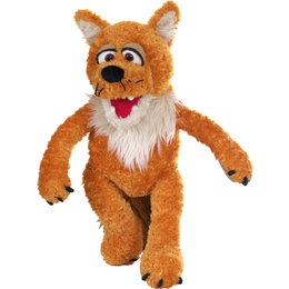 Living Puppets handpop vos mr. Fox