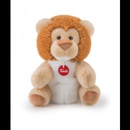 Trudi handpop en magnetronknuffel leeuw