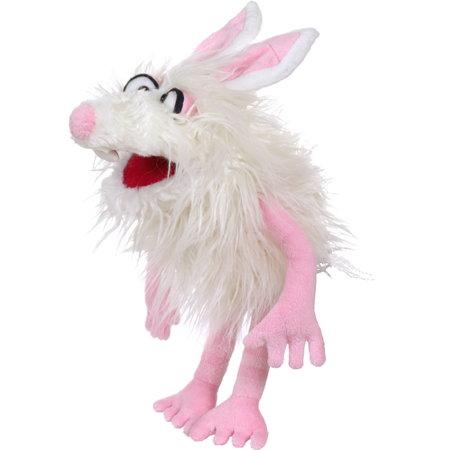 Living Puppets Vlekje, het witte monstertje