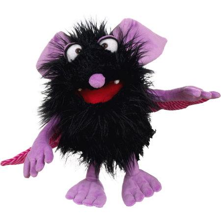Living Puppets Bammel, het zwarte monstertje