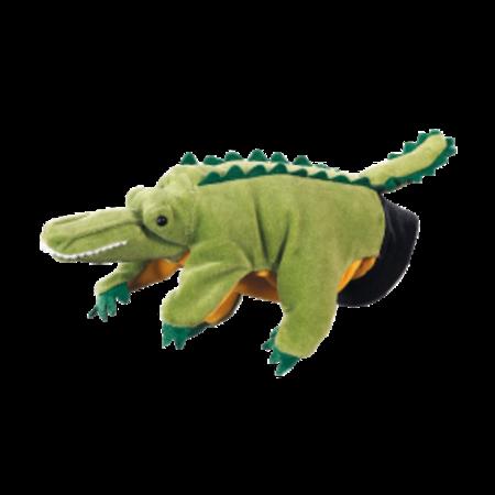 Beleduc handschoenpop krokodil