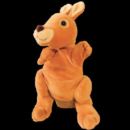 Beleduc handschoenpop kangoeroe