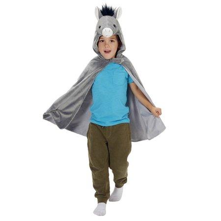 The Puppet Company Verkleedcape ezel