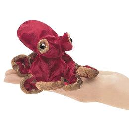 Folkmanis octopus vingerpopje