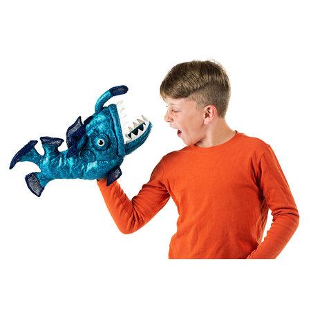 Folkmanis handpop zeeduivel