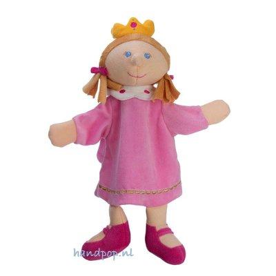 Sterntaler Prinses kinderpoppenkastpop 24 cm