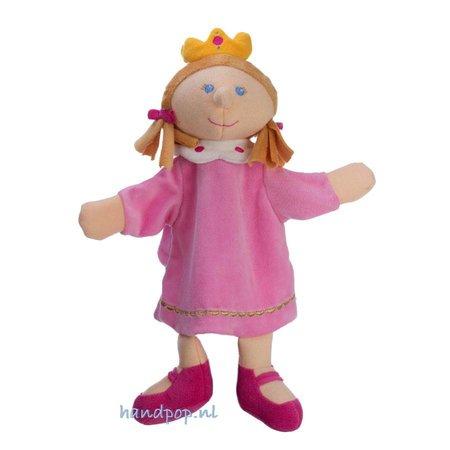 Sterntaler kinderpoppenkastpop Prinses