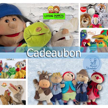 Handpoppen.nl Cadeaubon €15,00