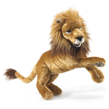 Folkmanis leeuw