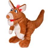 Living Puppets handpop kangoeroe Kanga
