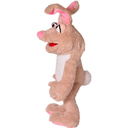 Living Puppets Hironimus Stampvoet de haas
