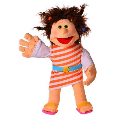Living Puppets handpop Klaartje 65 cm