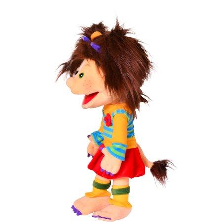 Living Puppets Trientje de trol 45 cm