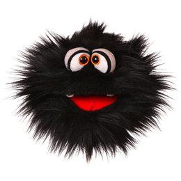 Living Puppets handpop Kletskop Kladder zwart (Quatschköppe )