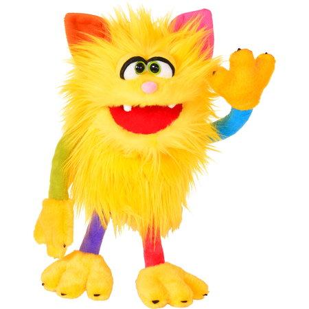 Living Puppets Schickimicki, de gele kat