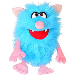 Living Puppets handpop Schorsch, blauw