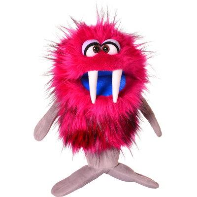 Living Puppets handpop Putzi rood