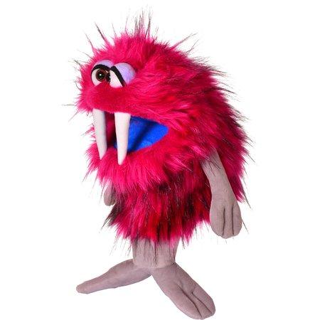 Living Puppets Putzi, de rode zeebeer