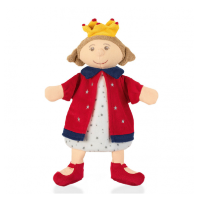 Sterntaler Koningin poppenkastpop 30 cm