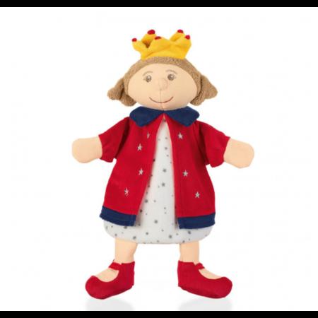 Sterntaler poppenkastpop Koningin