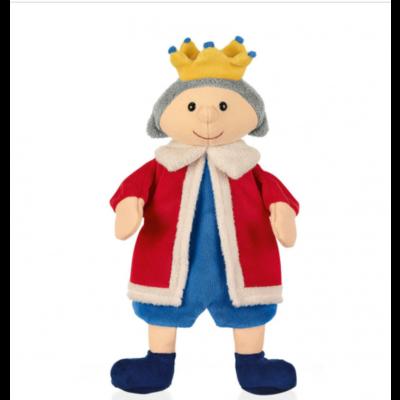 Sterntaler Koning poppenkastpop 30 cm