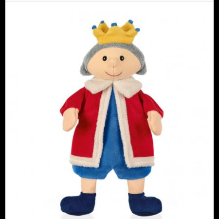 Sterntaler poppenkastpop Koning