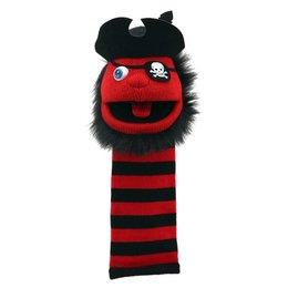 The Puppet Company handpop Sockette Piraatje