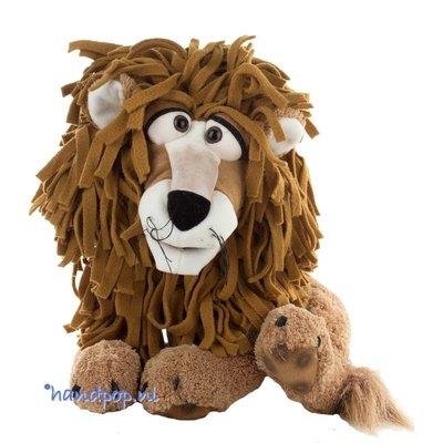 Living Puppets handpop leeuw Carl