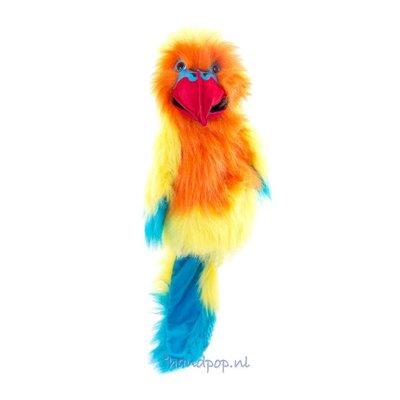 The Puppet Company handpop papegaai dwergpapegaai