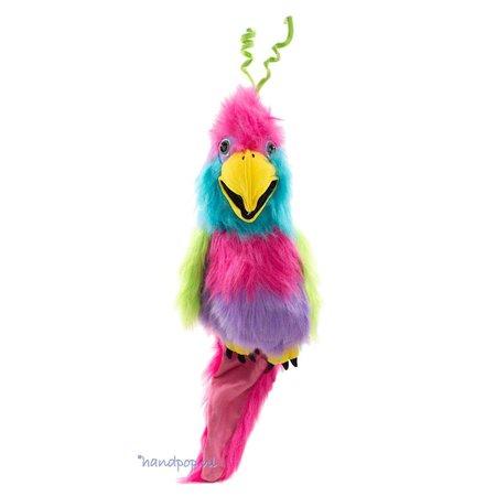 The Puppet Company handpop paradijsvogel
