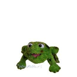 Living Puppets handpop kikker Frans klein