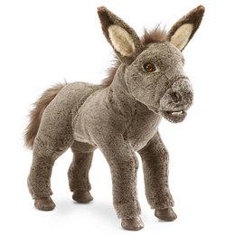 Folkmanis handpop ezel veulen