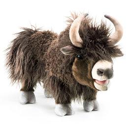 Folkmanis handpop yak