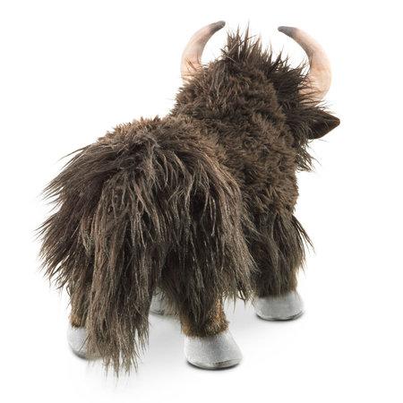 Folkmanis yak handpop