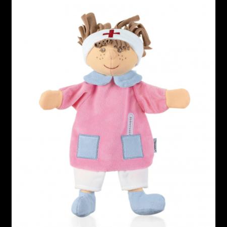 Sterntaler poppenkastpop Verpleegster