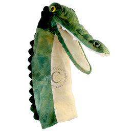 The Puppet Company handpop krokodil (longsleeve)