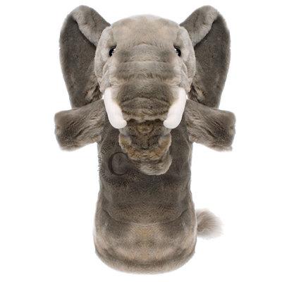 The Puppet Company handpop olifant (longsleeve)