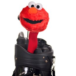 Living Puppets Golfclubhoes Elmo
