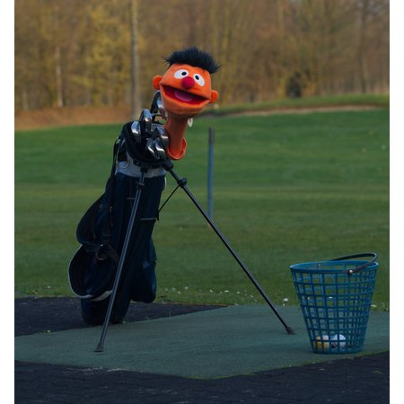 Living Puppets Golfclubhoes Ernie