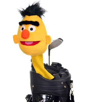 Living Puppets Golfclubhoes Bert
