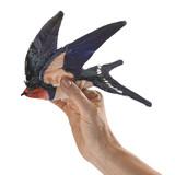 Folkmanis Boerenzwaluw vingerpopje