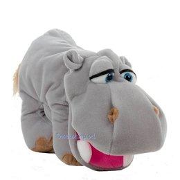 Living Puppets handpop nijlpaard Alwine